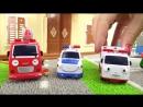 Мультики про машинки Автобус Тайо! Пожарная машина и скорая помощь. Ссора. Игрушки из мультфильма