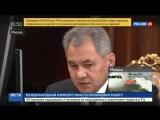#Шойгу рассказал Путину о деталях операции по освобождению Алеппо