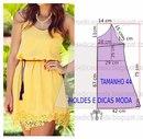 Моделирование летних платьев