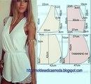 Моделирование летней одежды