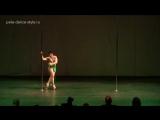 Гульнара Зиятдинова. Pole Exotic (продолжающие). Третий турнир студии Pole Dance Style
