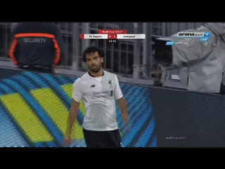 Бавария - Ливерпуль. Гол Салаха