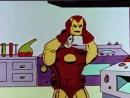 Непобедимый Железный Человек 1966 - 2 серия