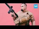 SWAT Strength Training with U.S. Marine Veteran | Muscle Madness