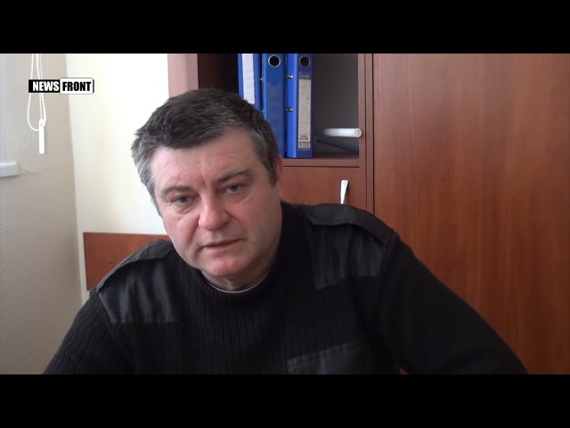 Завербованный СБУ Клыпа обратился к ОБСЕ и Красному Кресту