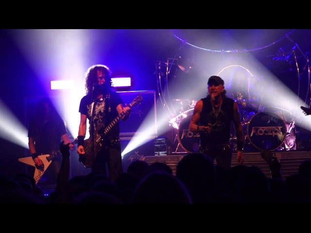 Accept – The Curse (Live in Krakow 2015)