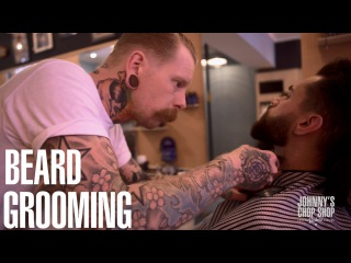 How to Style: Beard Shaping & Grooming Tutorial with Frank 'Thy Barber' Rimer