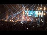 Portami via+Pensa - Fabrizio Moro live - Palalottomatica - Roma 26052017.