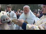 Праздник Крещения Господня в Свято-Успенском Одесском мужском монастыре