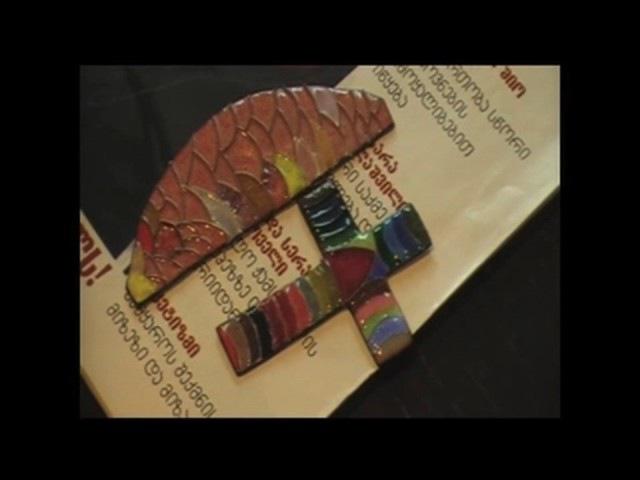 Искусство перегородчатой эмали