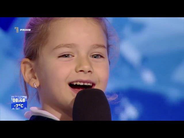Amelia Uzun la Prima Ora צל עץ תמר