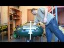 электромотор для надувной лодки своими руками