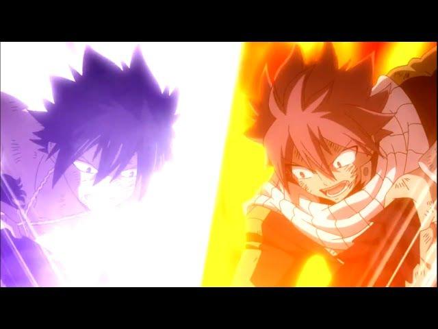 Fairy Tail「AMV」- Natsu Gray vs. Mard Geer (My fight)