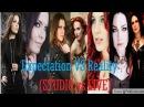 Female Metal Singers Expectation vs Reality Studio vs Live
