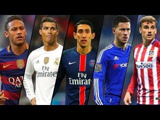 Best Football Skills Mix 2017 ● Ronaldo ● Neymar ● Dybala ● Hazard and more
