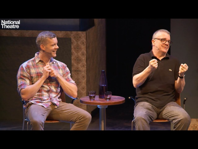 Nathan Lane and Russell Tovey on Angels in America
