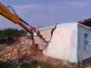 Демонтаж зданий и сооружений, снос кирпичных домов в Краснодаре
