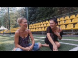 Mini-blog Shagane with super star bellydancing Daria Mitskevich.