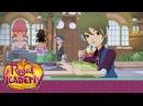 Королевская Академия Серия 9 Атака Бисквитной Ведьмы видео