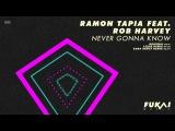 Ramon Tapia feat. Rob Harvey - Never Gonna Know (Original Mix) Fukai Music