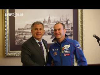 Президент поздравил КАМАЗ-мастер