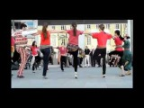 Armenian National Dance for Peace One Day in Trieste