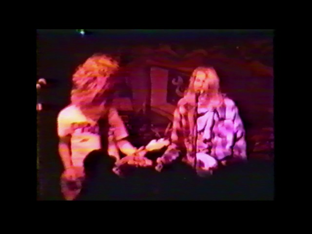 Nirvana (live concert) - July 18th, 1989, Pyramid Club (New Music Seminar), New York (version 1)