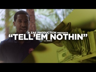 Lil Reese - Tellem Nothin (Official Video) Shot By @AZaeProduction