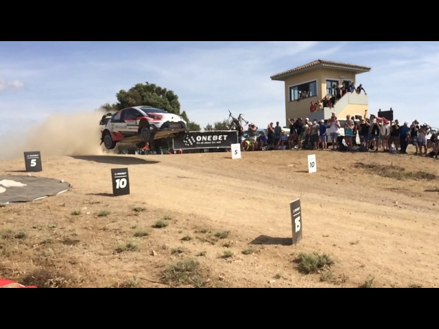 Rally Italy Sardegna 2017 Monte Lerno