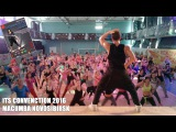 Macumba Dance Fitness Re Move Russia Training Course, Novosibirsk 2016