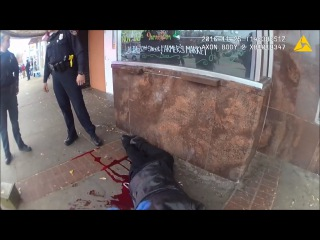 WARNING GRAPHIC: Bodycam Footage Of Police Shooting Mentally Ill Man