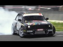 600hp BMW E30 w/ Turbo M62B44 V8 Engine - Wicked Sound, Drift Screamer Pipe!