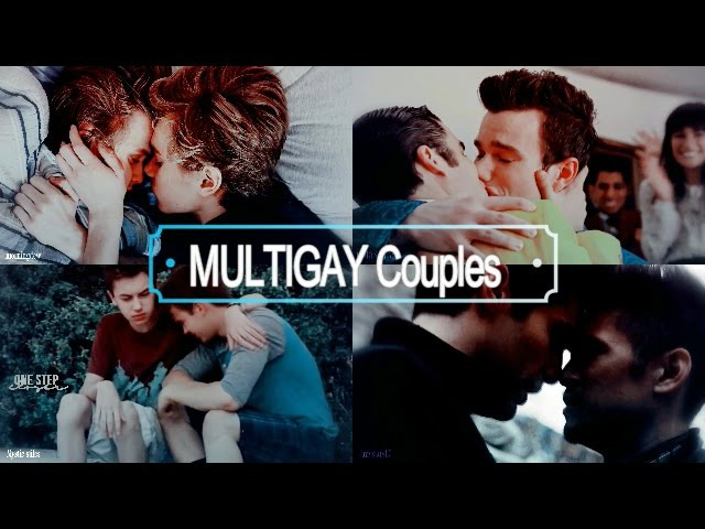 Multi Gay Couples Collab | A Thousand Years