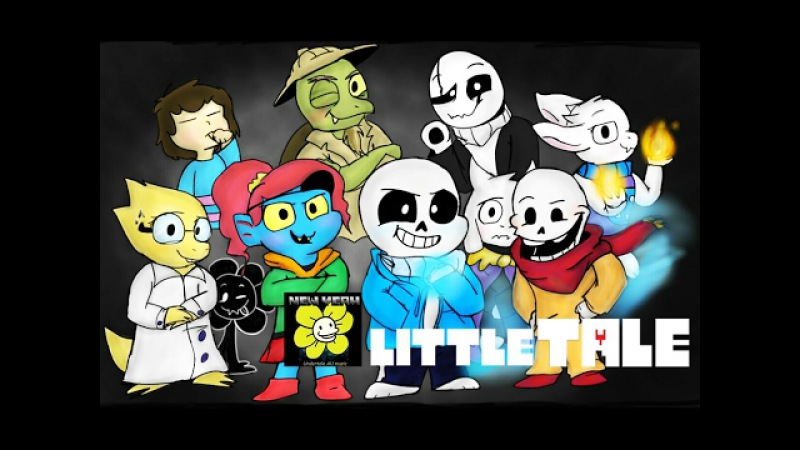 All Littletale themes (Undertale AU) New Yeah.