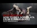 10th Planet Jiu Jitsu: How To Do A Gogoplata From Rubber Guard