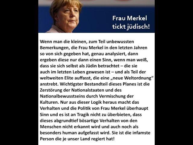 Christian Anders liest Angela Merkel (CEO der BRD GmbH) die Leviten! SEHENSWERT!