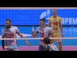 «Белогорье» - «Кузбасс» 3:2. Лучшие моменты матча