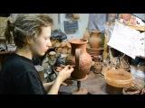Как изготовить глиняный кувшин