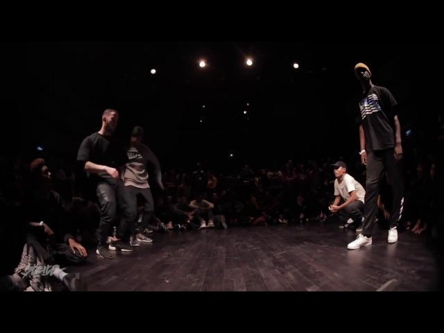 WAYDI | NBA Dance Battle At STRITER 2K17 | Compilation
