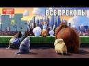 КиноГрехи Все проколы «Тайная Жизнь Домашних Животных» чуть менее, чем за 12 минут