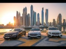 Defy your limits with Mercedes Benz Middle East and XDubai