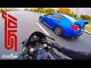 ЧУВАК НА СУБАРУ ПЫТАЛСЯ Subaru WRX STI vs Fireblade
