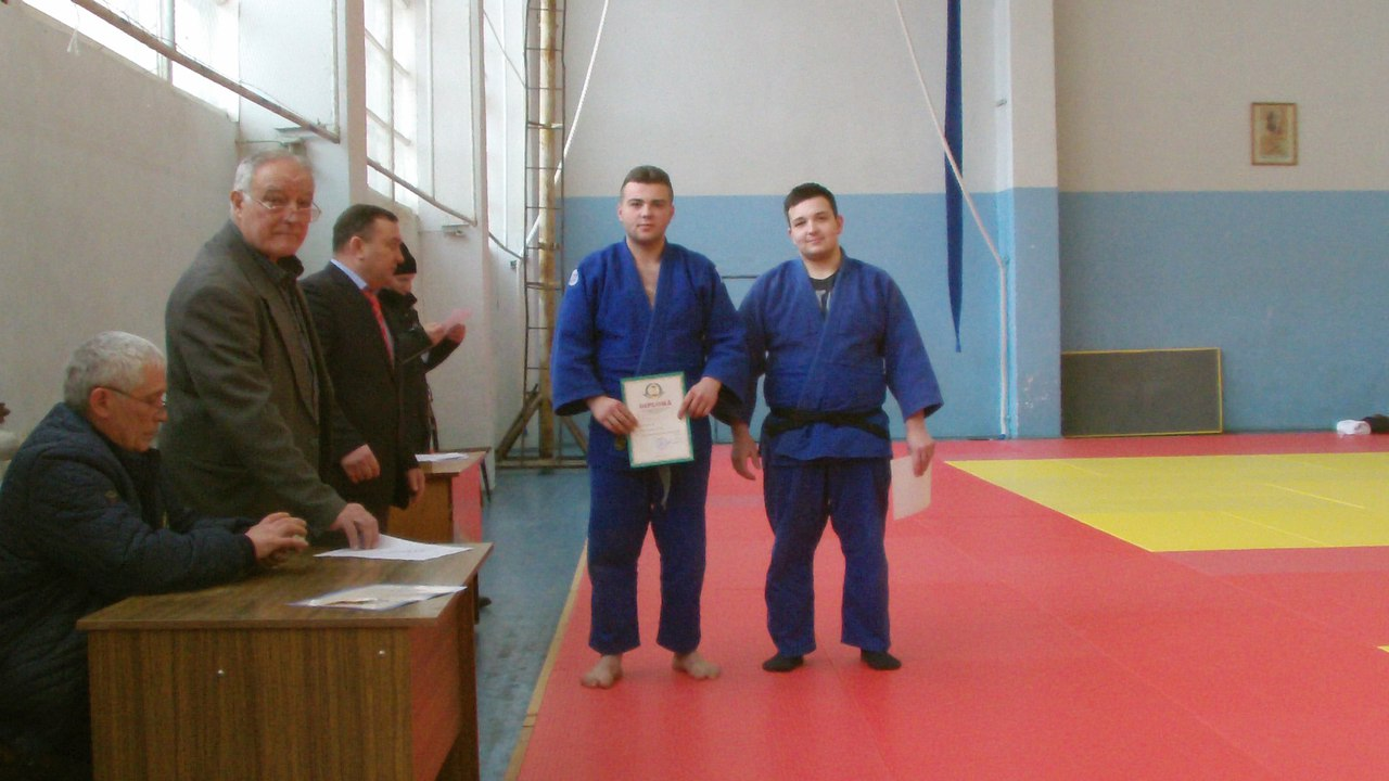 .....# Judo 2017 * Campionatul Open Chisinau judo (juniori) 12.02.2017  RED