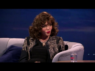 The Nightly Show 1x10 - Dame Joan Collins, Davina McCall