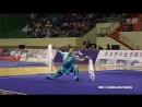 2016 Национальны Чемпионат Китая по ушу традиционный стили парные шуан гоу 9 место