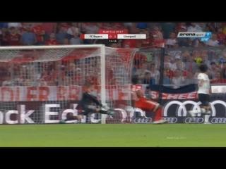 Бавария - Ливерпуль. Момент Салаха