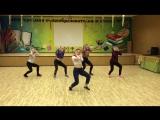 Beyoncé - yonce. Choreography by Nadya Litvin. Jazz funk
