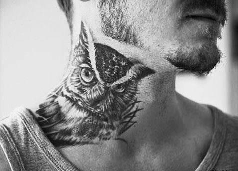 Мужские татуировки: лучшее