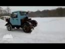 Самодельные Трактора