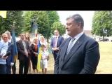 Порошенко вновь обвинил Россию в попытке украсть украинскую историю